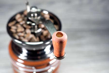 molinillo: Antiguo molino de café