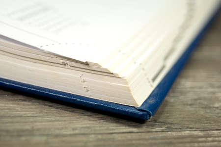appointment book: Personal Organizer Stock Photo