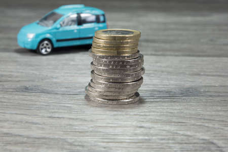 car and your coins