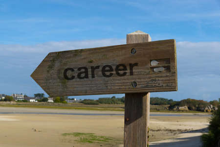 Signpost to career