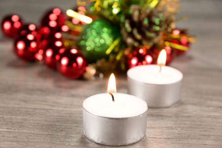 Decoration for Christmas Stock Photo