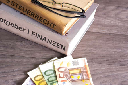 Euro money and German legislation for finance law