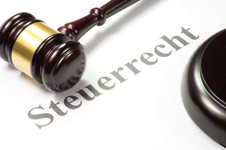 Seducer`s hammer and tax law
