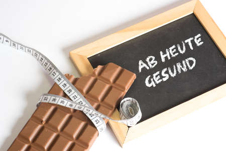 Chocolate and healthy nutrition