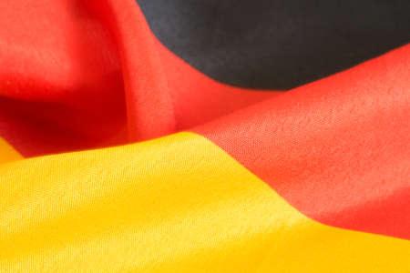 German flag crested