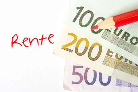 indebtedness: Euro money and retirement