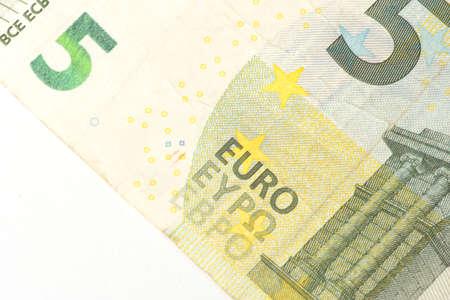 five euro banknote
