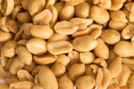 Diced peanuts Foto de archivo