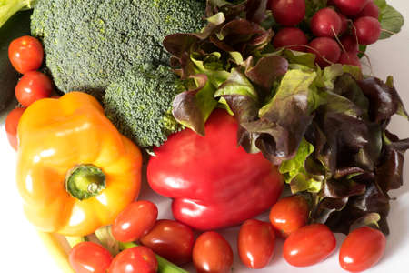 Various vegetables for a diet Stock Photo