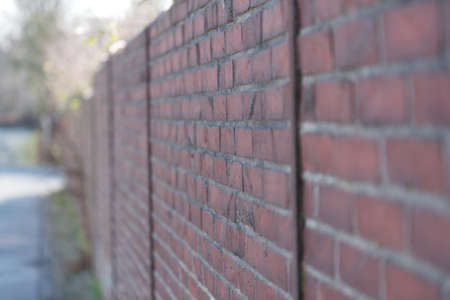 Close up of a wall Stock Photo