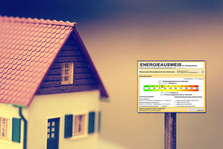 An energy pass and a house