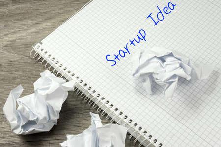 Idea search for a startup company