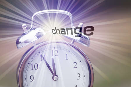 An alarm clock and call for change