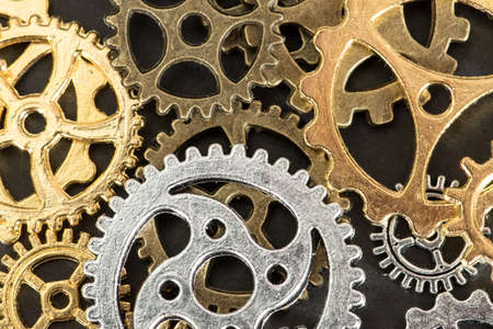 Many different gears Imagens