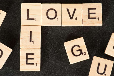 Words Love and Lie