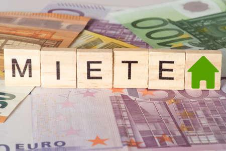 Rent and euro money