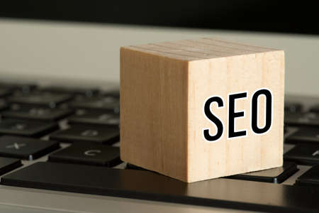 A Computer and SEO Search Engine Optimization