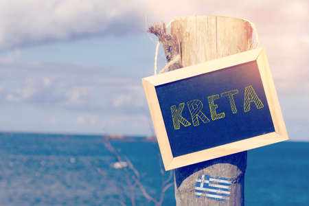 Holiday in Crete in Greece