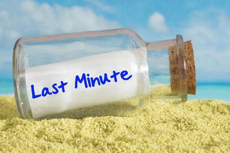 Strand- und Flaschenpost in letzter Minute
