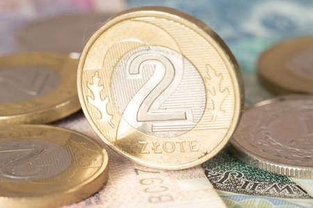 Coin Polish Zloty PLN