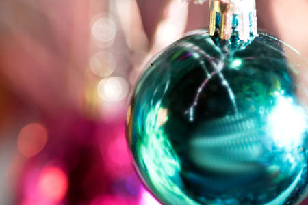 Christmas and Christmas decoration Standard-Bild