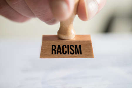 A stamp for racism