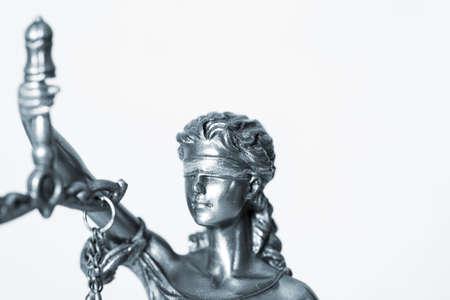 Figure of the Justitia