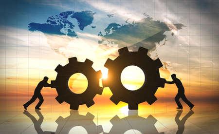 l'innovazione di business idea creativa mondo