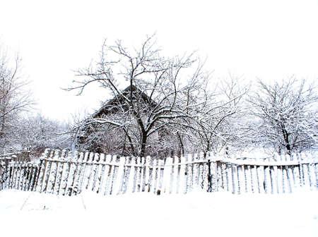 old farmhouse Stock Photo - 6069655