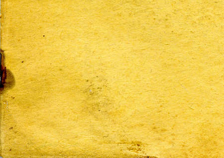 texture of the old yellow paper photo