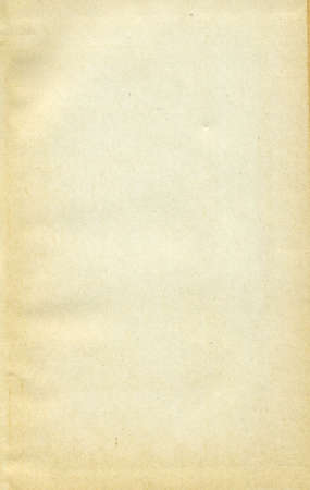 yellowed: aging paper
