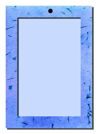 pencils  clutter: decorative frame on white background