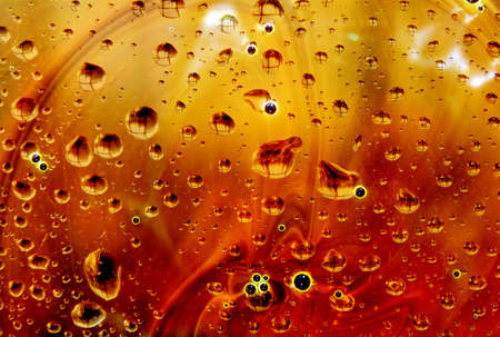 colloidal: abstract colorful background
