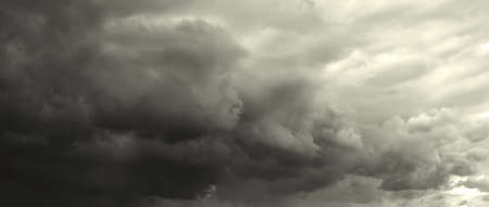 storm cloud Stock Photo - 6232561