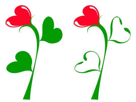 illustration of the decorative tulip Stock Vector - 6240561