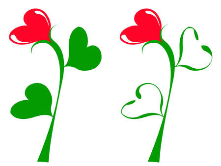 illustration of the decorative tulip Stock Vector - 6240561