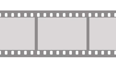 film industry: camera film Illustration