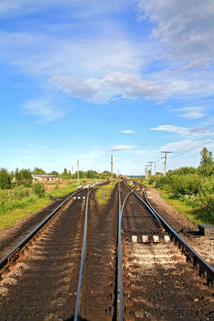 railroad Stock Photo - 7656248