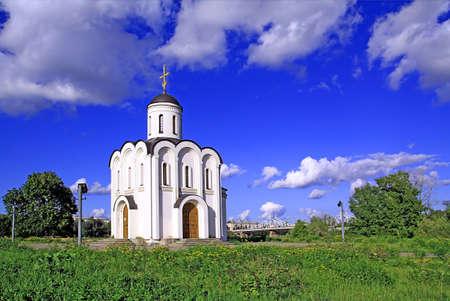 country church: russian orthodox church