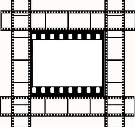 camera film Stock Vector - 7780490