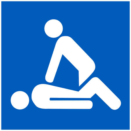 reanimation: medical icon