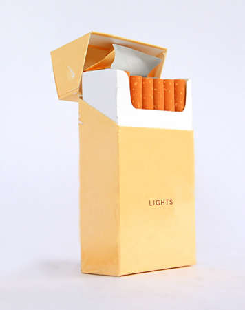 cigarette pack Stock Photo - 7780509