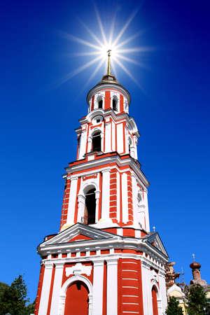 tower orthodox church photo