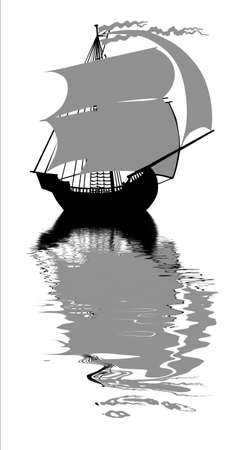 sailfish: illustrazione vettoriale del sailfish