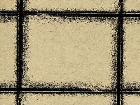 spoiled frame: grunge background