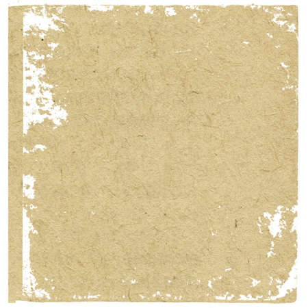 spoiled frame: texture of the old paper
