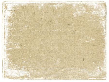 gebrannt: Textur des alten Papier