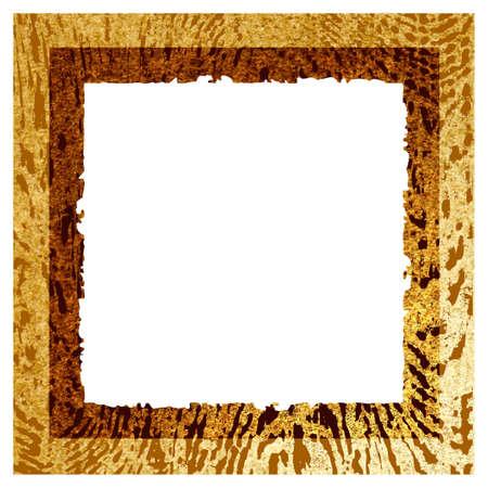 rifts: vector decorative frame