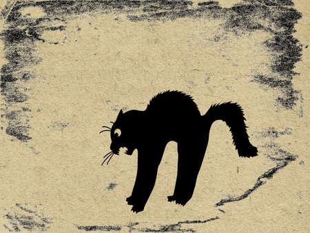 vector grunge background Ilustrace