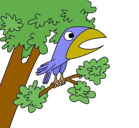duif tekening: vogel tekening op een witte achtergrond, vector illustratie
